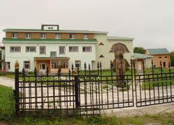 Гостиничный комплекс «Апачинские горячие источники»