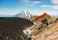 To the crater of the Avacinsky volcano and hot springs of the Nalychevskaya Valley